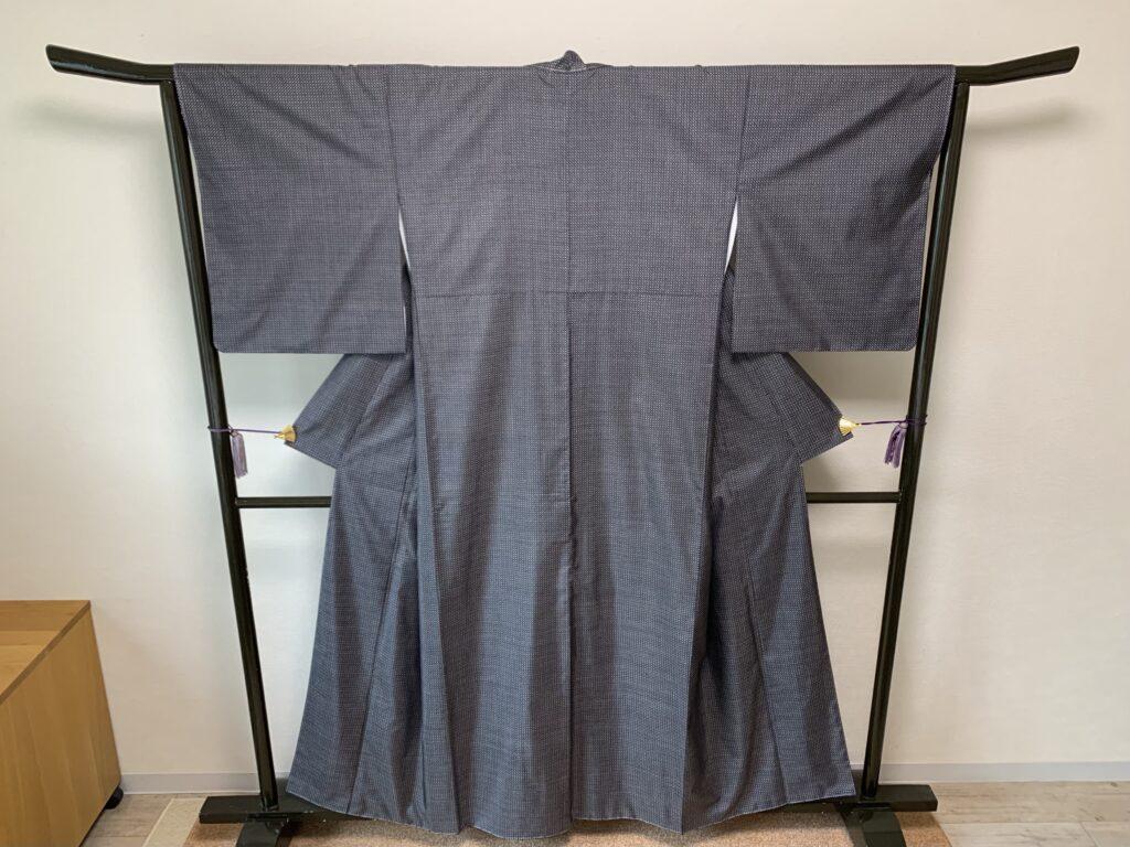 手織り大島紬